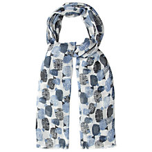 Buy White Stuff Scribble Sheep Scarf, Neutral Online at johnlewis.com