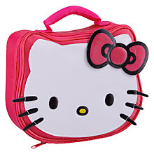 Buy Hello Kitty Polka Dot Lunch Bag Online at johnlewis.com