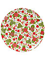 Julie Dodsworth Strawberry Small Plate