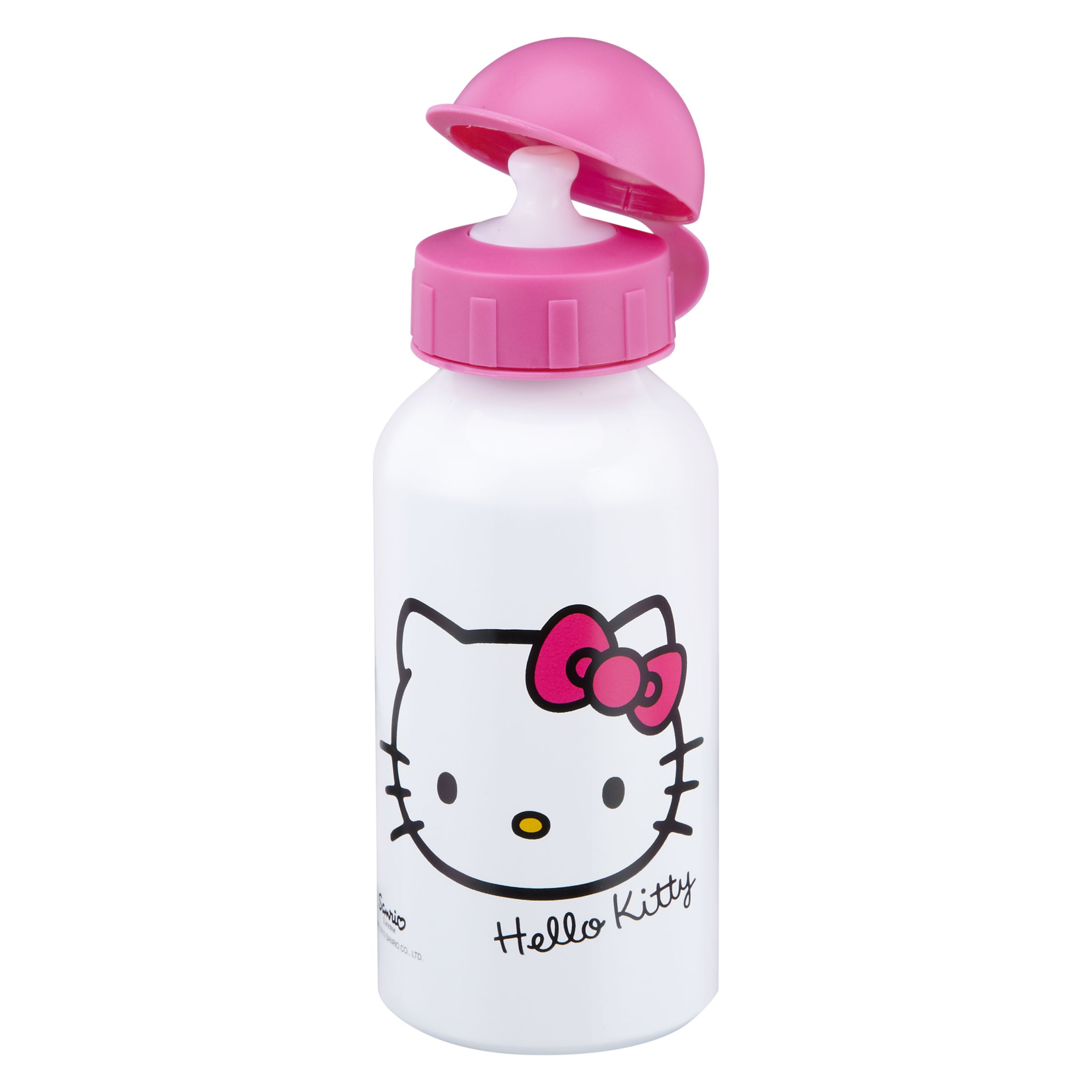 Hello Kitty Polka Dot Water Bottle