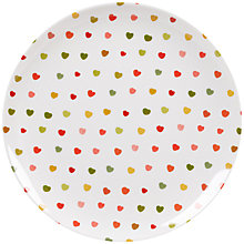 Buy Julie Dodsworth Strawberry Plate Online at johnlewis.com