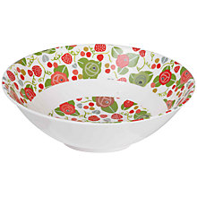 Buy Julie Dodsworth Strawberry Bowl Online at johnlewis.com
