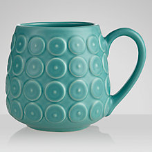 Buy John Lewis Texture Mug Online at johnlewis.com