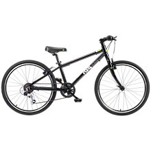Buy Frog Junior Hybrid Bike, Black Online at johnlewis.com