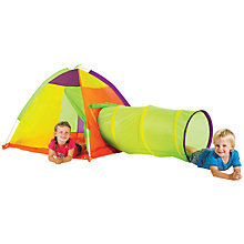 Buy John Lewis Tent And Tunnel Online at johnlewis.com