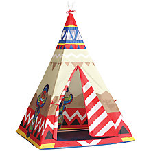 Buy Teepee Play Tent Online at johnlewis.com