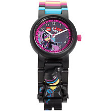 Buy The LEGO Movie Wyldstyle Watch Online at johnlewis.com
