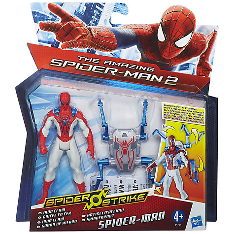 Buy Spider-Man Spider Strike Figures, Assorted Online at johnlewis.com