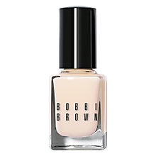 Buy Bobbi Brown Nude Glow Collection Nail Polish, Pale Online at johnlewis.com