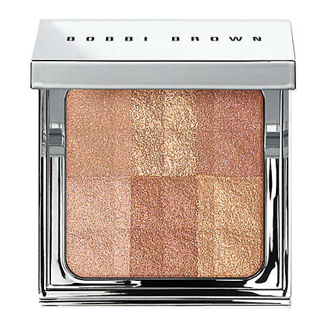 Buy Bobbi Brown Nude Glow Collection Brightening Finish Powder, Bronze Online at johnlewis.com