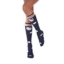 Buy Pretty Polly Hello Kitty Summer Sky Welly Socks, Multi Online at johnlewis.com