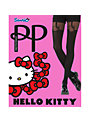 Pretty Polly Hello Kitty Suspender Tights, Black