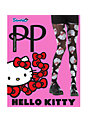 Pretty Polly Hello Kitty Print Tights, Black