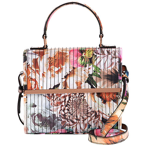 Buy Ted Baker Taniya Floral Across Body Bag Online at johnlewis.com