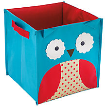 Buy Skip Hop Zoo Storage Bin, Owl Online at johnlewis.com