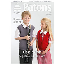 Buy Patons Diploma Gold DK Leaflet, 3891 Online at johnlewis.com