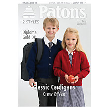 Buy Patons Diploma Gold DK Leaflet, 3890 Online at johnlewis.com