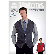 Buy Patons Diploma Gold 4 Ply Leaflet, 3747 Online at johnlewis.com