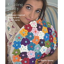 Buy Rowan Knitting Pretty Pattern Collection Online at johnlewis.com