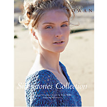 Buy Rowan Silky Stones Collection Knitting Pattern Booklet Online at johnlewis.com