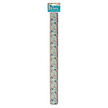 Buy Docrafts Sew Lovely Adhesive Roll, Floral Online at johnlewis.com