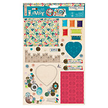 Buy Docrafts Sew Lovely Decoupage Medley, Buttons Online at johnlewis.com