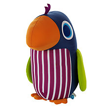 Buy little home at John Lewis Waves & Whales Parrot Soft Toy Online at johnlewis.com
