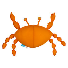 Buy little home at John Lewis Waves & Whales Crab Soft Toy Online at johnlewis.com
