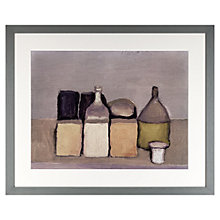 Buy John Lewis Croft Collection, Giorgio Morandi - Natura Morta 2 Framed Print, 45 x 55cm Online at johnlewis.com