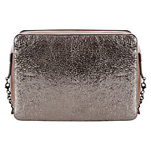 Buy Coast Nelly Handbag, Silver Online at johnlewis.com