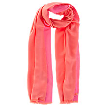 Buy Coast Two Tone Scarf, Multi Online at johnlewis.com