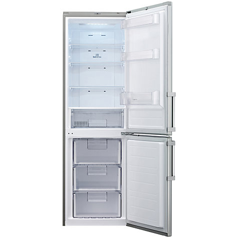 Buy LG GBF539NSQWB Fridge Freezer, A+ Energy Rating, 60cm Wide, Premium Steel Online at johnlewis.com