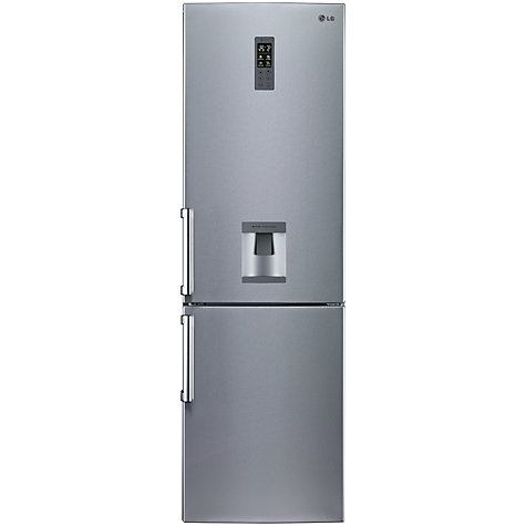 Buy LG GBF539PVQWB A+ Energy Rating, 60cm Wide, Platinum Silver Online at johnlewis.com