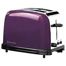 Buy Russell Hobbs Colours 2-Slice Toaster Online at johnlewis.com