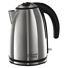 Buy Russell Hobbs Henley Kettle, Polished Stainless Steel Online at johnlewis.com