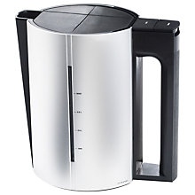 Buy Jacob Jensen Kettle and 2-Slice Toaster, Silver Online at johnlewis.com