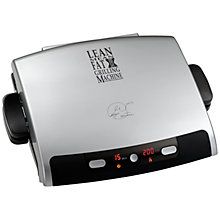 Buy George Foreman 12205 Entertaining 6 Portion Easy Clean Grill Online at johnlewis.com