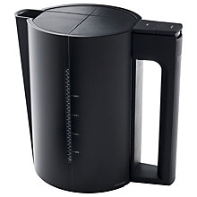 Buy Jacob Jensen Kettle and 2-Slice Toaster, Black Online at johnlewis.com