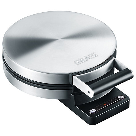 Buy Graef WA80 Waffle Maker Online at johnlewis.com