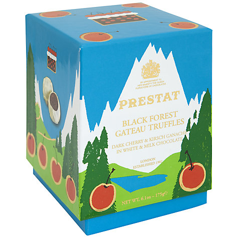 Buy Prestat Blackforest Gateaux Truffles, 175g Online at johnlewis.com