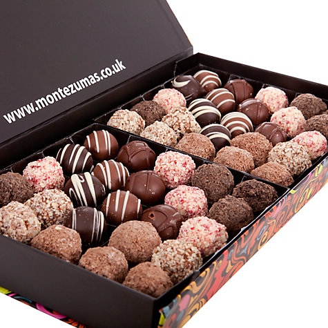 Buy Montezuma's Grand Truffle Collection, 715g Online at johnlewis.com
