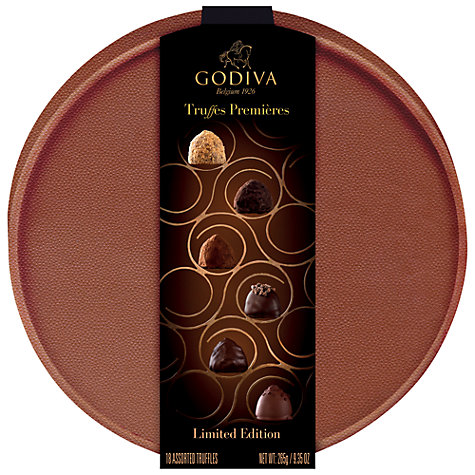 Buy Godiva Premiere Truffle Box, 240g Online at johnlewis.com