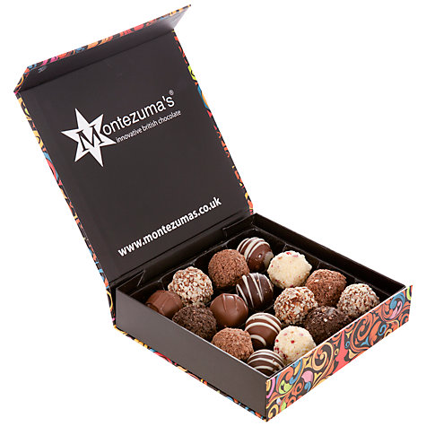 Buy Montezuma's Chocolate Truffle Collection, 210g Online at johnlewis.com