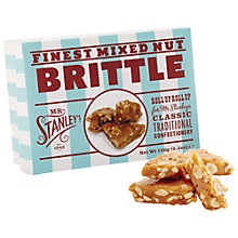Buy Mr Stanley's Nut Brittle, 150g Online at johnlewis.com