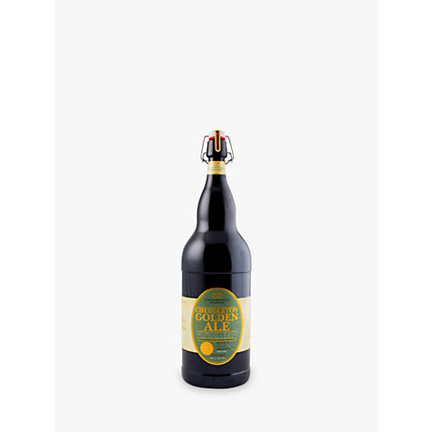 Buy Staffordshire Brewery Cheddleton Golden Ale, 3000ml Online at johnlewis.com