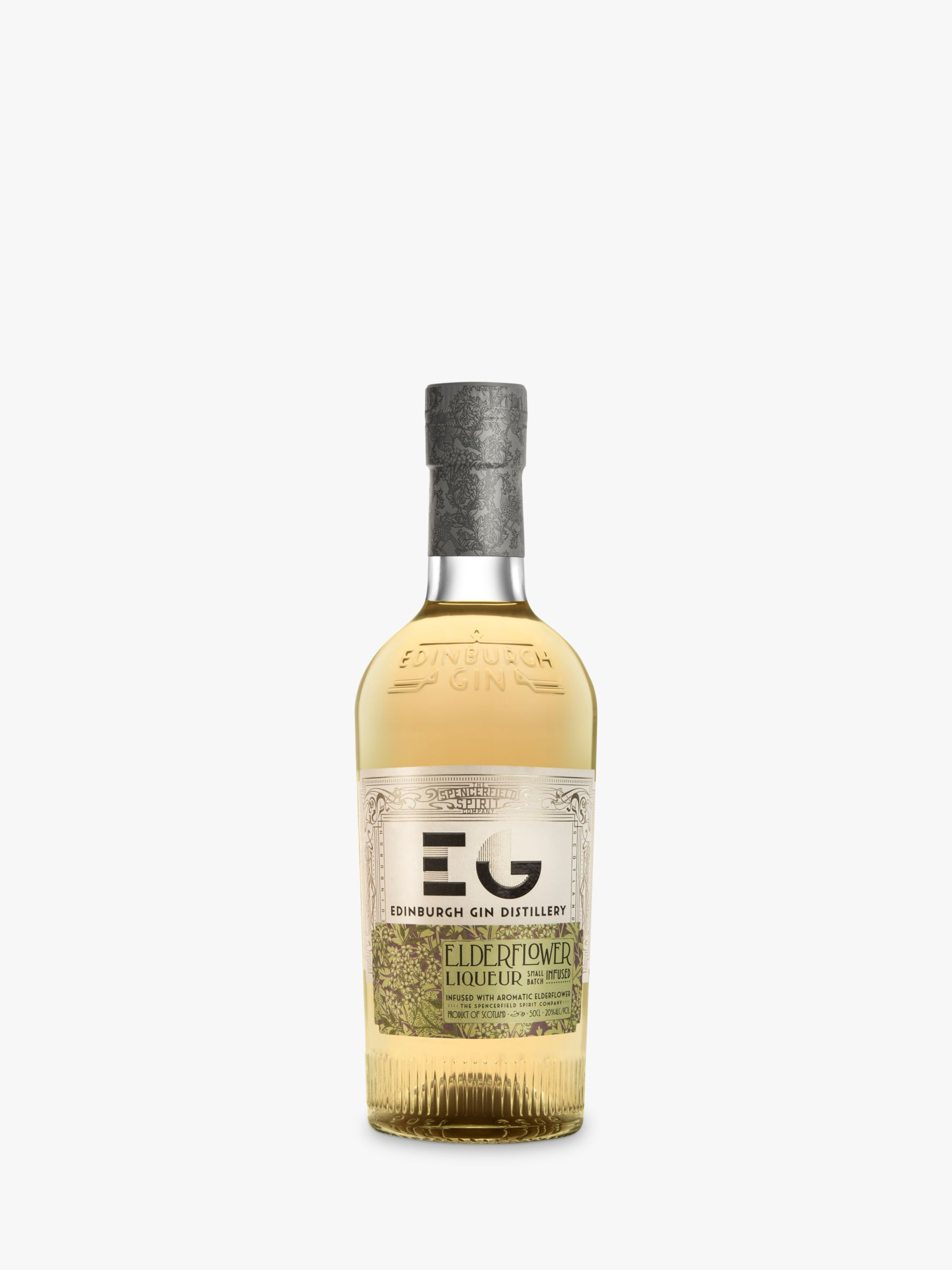 Edinburgh Gin Edinburgh Gin Elderflower Liqueur, 50cl
