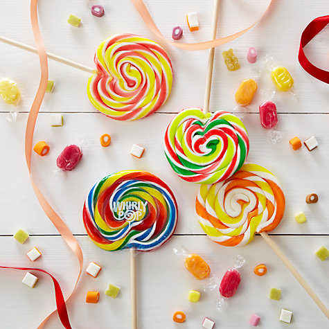 Buy Whirly Lollypop, 85g, Assorted Online at johnlewis.com