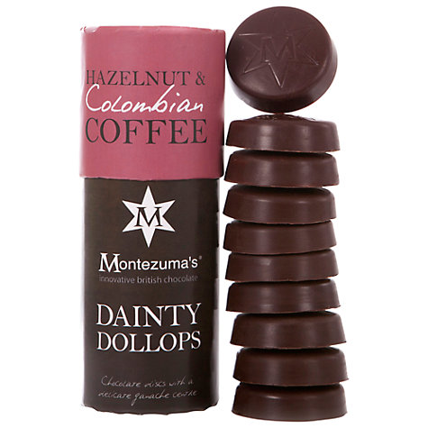 Buy Montezuma Dark Chocolate Dainty Coffee Dollops, 180g Online at johnlewis.com