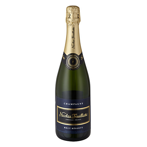 Buy Champagne Nicolas Feuillatte Opus Limited Edition Brut Reserve, 75cl Online at johnlewis.com