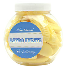 Buy John Lewis Banana Sweet Shop Tub, 230g Online at johnlewis.com